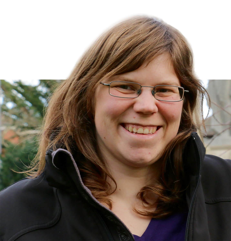 Bettina Erne Biologiste à l'Antenne romande de Nos Voisins Sauvages, à La Chaux-de-Fonds