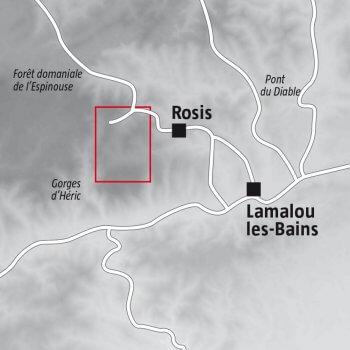 Balade sur les traces du mouflon au massif du Caroux, dans l'Hérault