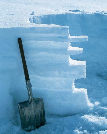 échantillonnage de neige