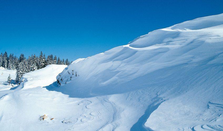 tapis de neige