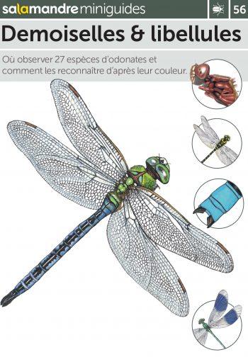 Miniguide 56 : Demoiselles et libellules