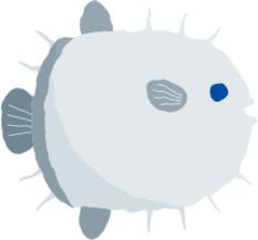 Larve de poisson-lune