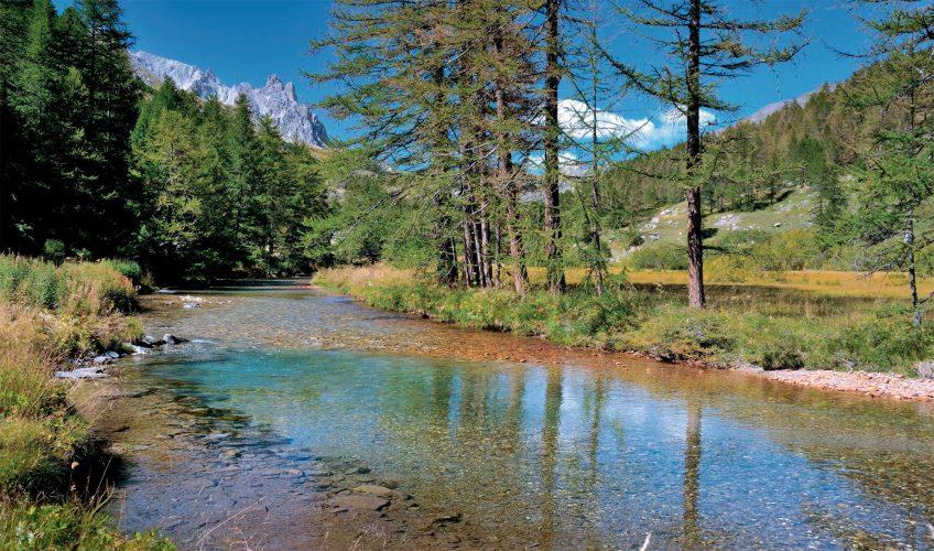 Balade dans les alpages de la vallée de la Clarée - La Salamandre