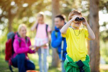 Les enfants, des alliés de la nature selon Julien Perrot.