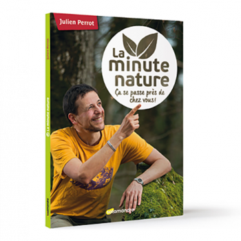 La minute nature le livre