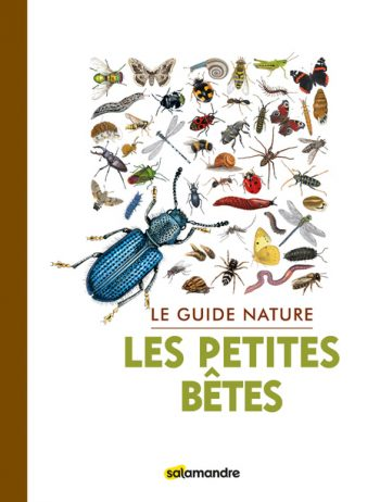 guide nature petites bêtes