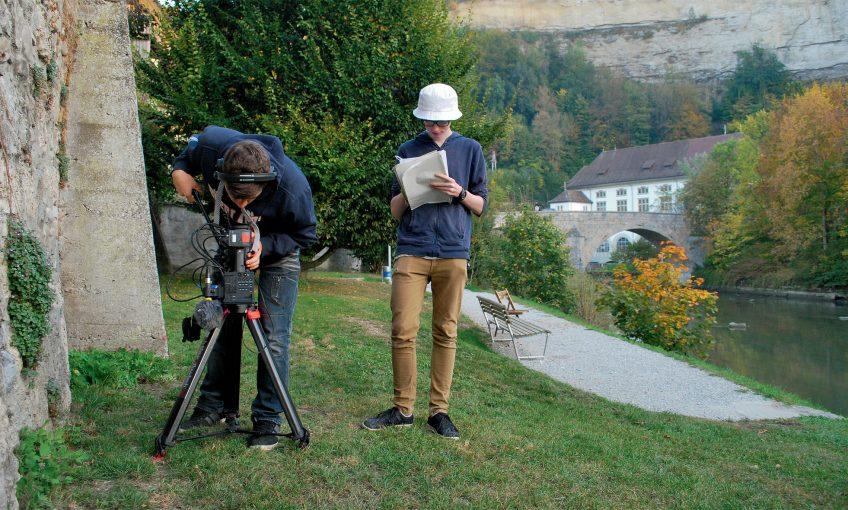 Dans la peau d'un réalisateur de films documentaires sur la nature
