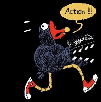 Il faut fuir devant un vautour