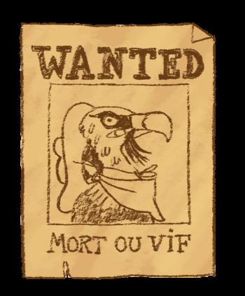 Wanted : vautour mort ou vif
