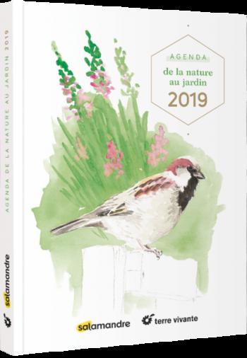 agenda de la nature au jardin 2019