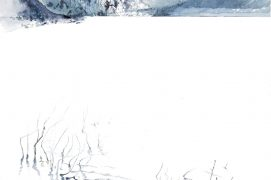 Lac Blanc50 x 70 cm  / © Ji Young Demol Park