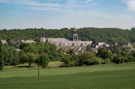L'abbaye de Fontevraud / © Sébastien Poiret
