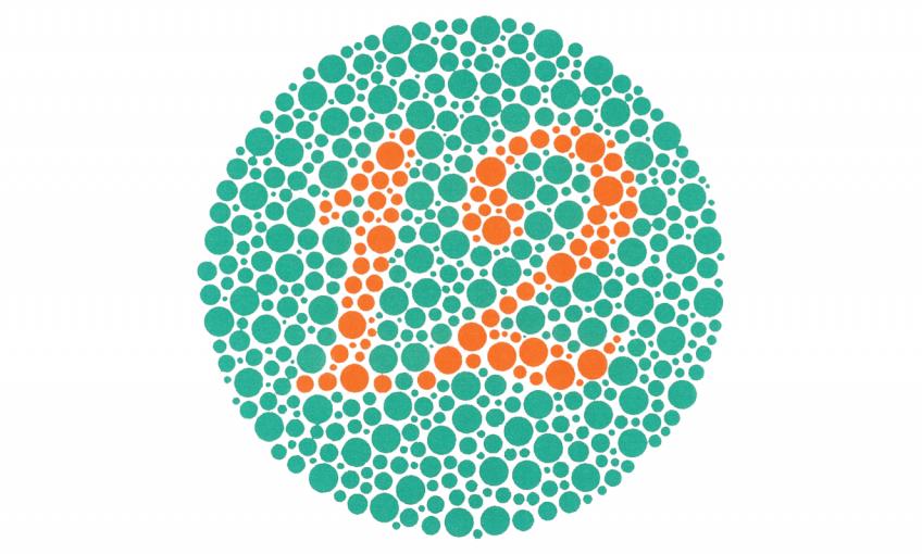 Daltonisme : pourquoi les garçons sont-ils plus souvent daltoniens ?