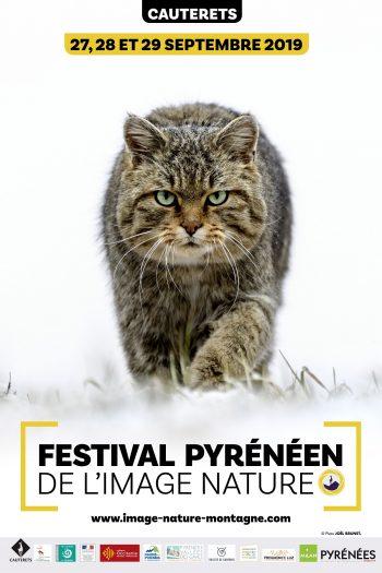 Affiche festival image nature en Pyrénées