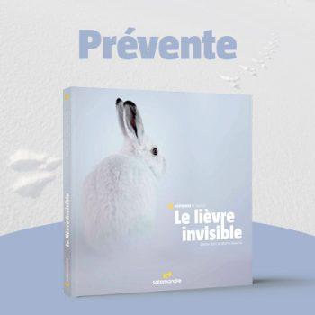 Prévente Le lièvre invisible