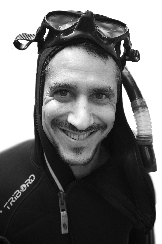 Plongeon en photo avec les tritons, les dragons de la mare
