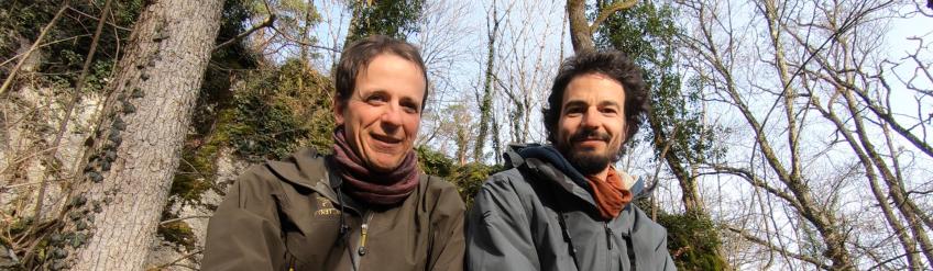 Julien Perrot et Pablo Servigne