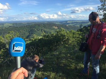 Radio France Bleu et Salamandre