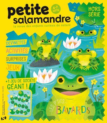 Couverture de La Petite Salamandre n°HS04