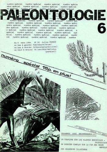 Couverture de La Salamandre n°6