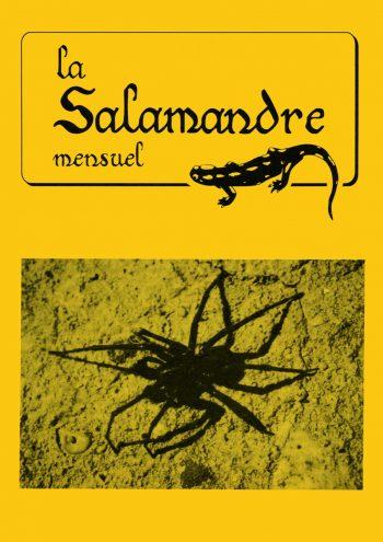 Couverture de La Salamandre n°64