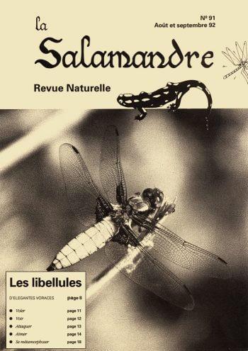 Couverture de La Salamandre n°91
