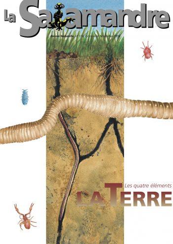 Couverture de La Salamandre n°116