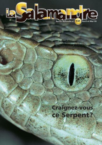 Couverture de La Salamandre n°131