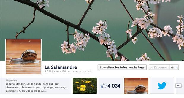4000 fans sur Facebook