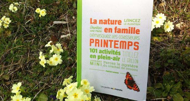 La nature en famille au printemps