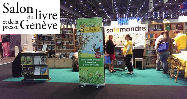 29e Salon du livre de Genève