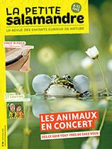 La Petite Salamandre 99 : Les animaux en concert