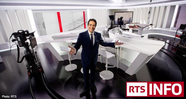 Julien Perrot invité du 19h30 mercredi 22 avril 2015