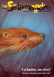 salamandre 140 - loutre