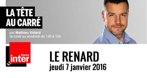 La Tête au Carré, l'émission scientifique de France Inter