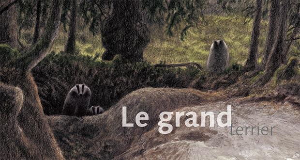 Le grand terrier (La Salamandre n°167)